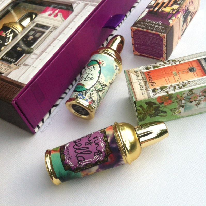 benefit perfume miniature