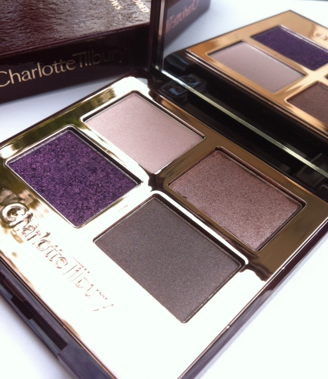 Glamour muse Charlotte Tilbury eyeshadow