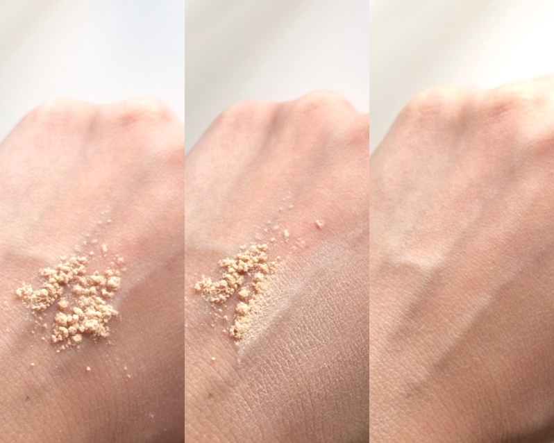 Benefit Zero agent shine swatches
