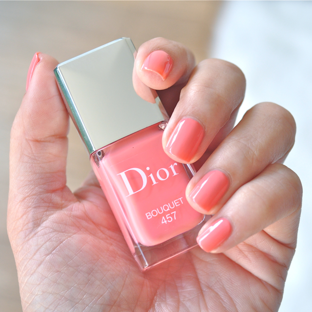 Dior Spring 2014 – Nail polish swatches, Porcelaine and ...