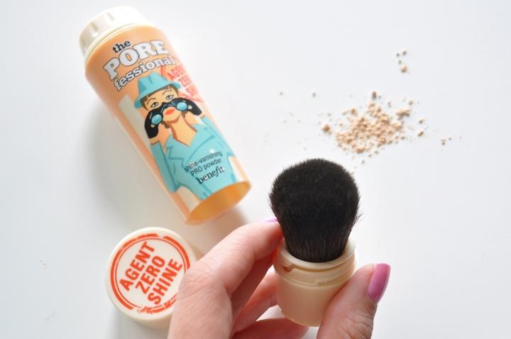 Porefessional agent zero shine benefit cosmetics