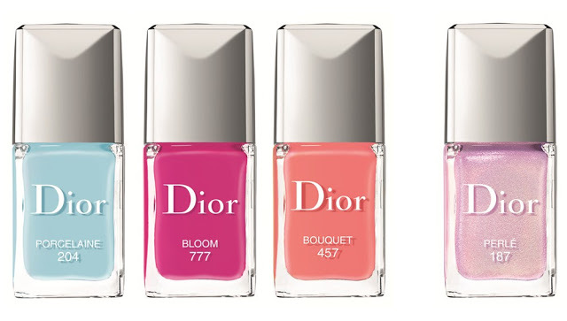 Dior polish 2014 spring