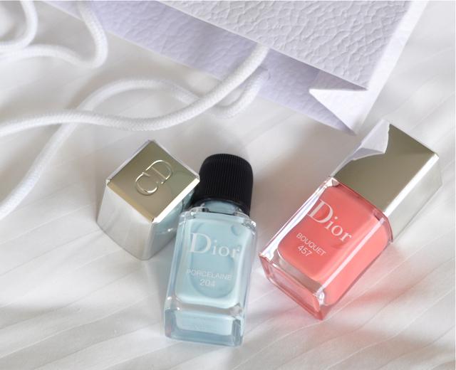 Dior Spring nail polish vernis