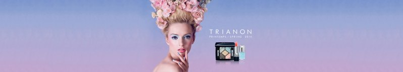 Dior Trianon spring beauty