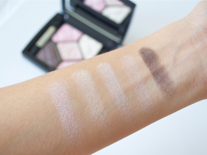 Prcelaine swatches with quad corrected