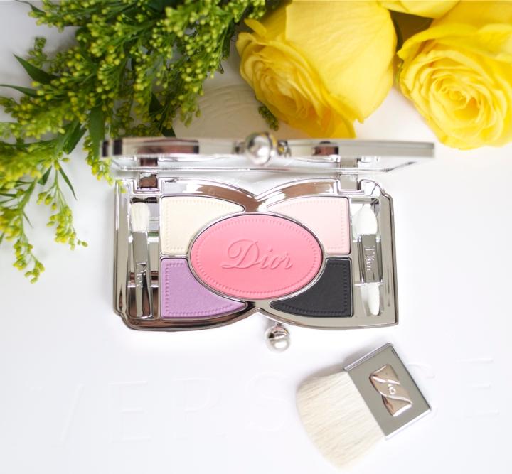 Dior Coquette Trianon spring 2014 palette