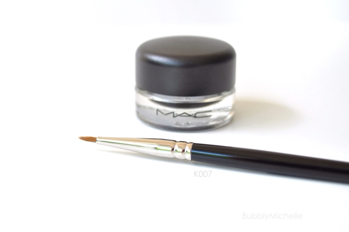 Eye liner brush K007 Hakuhodo