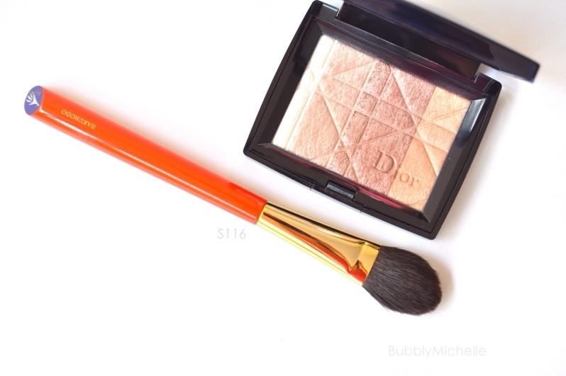 Highlighter brush S116 Hakuhodo