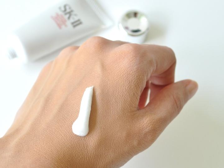 SK2 facial treatment gentle cleanser