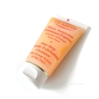 Clarins Gentle Exfoliating Cleanser