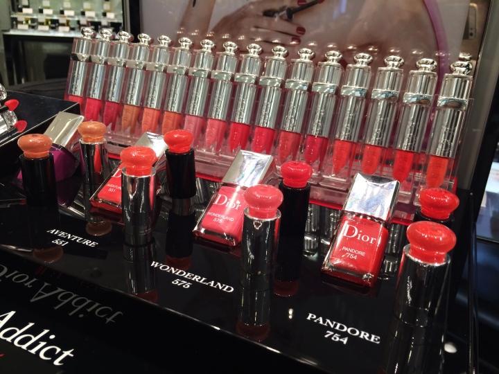 Dior Fluid sticks nail polish