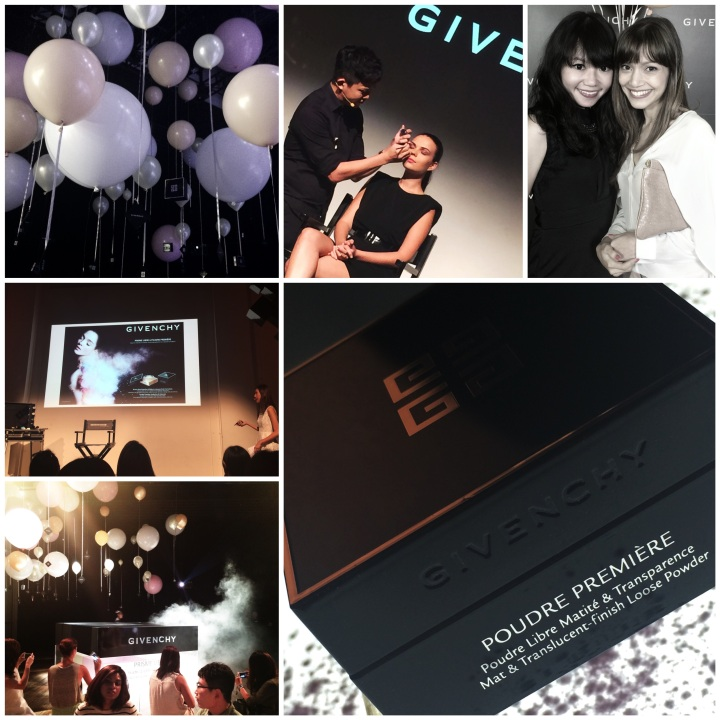 Givenchy Prism Libre Event launch