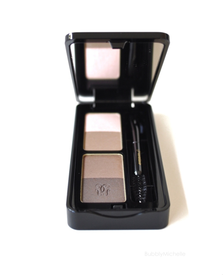 Guerlain eyebrow powder kit photo