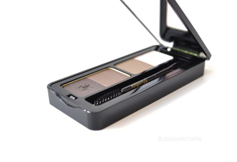 Guerlain Universal eyebrow kit review
