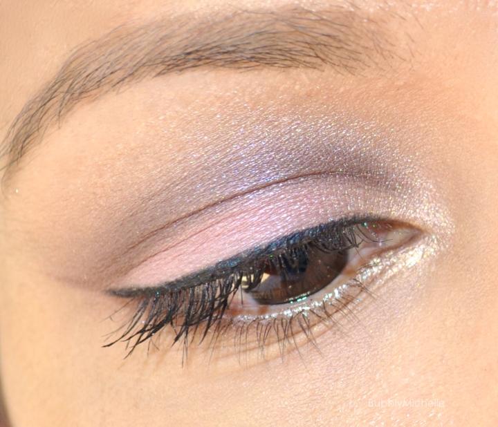 Lancome eye look