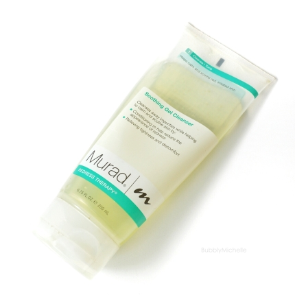 Murad Soothing cleanser