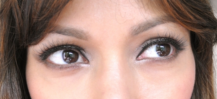 Lancome night look eyes only