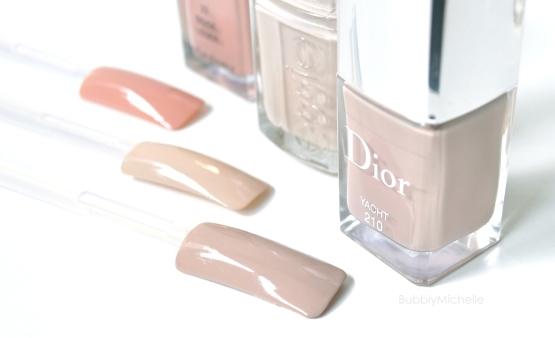 Dior Yacht nail polish summer 2014