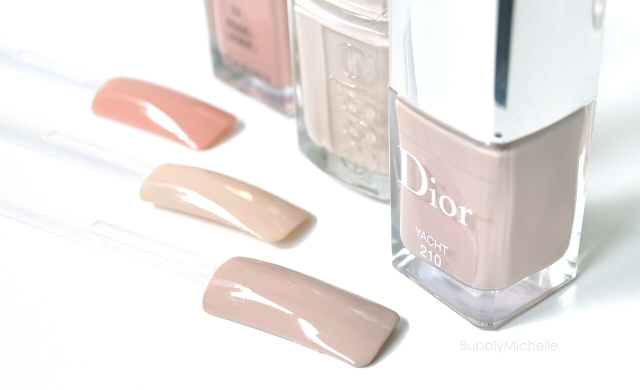 Dior Summer 2014 Nail Polish Yacht Review Photos Amp Swatches Bubbly Michelle