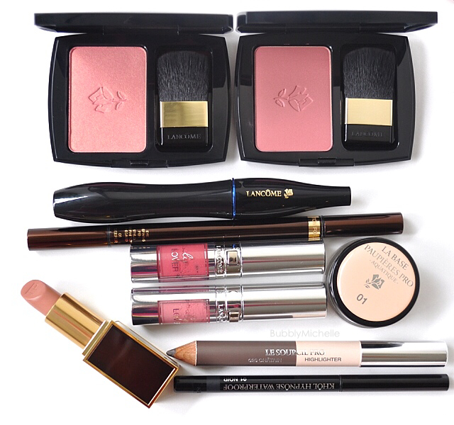 Lancome hypnose makeup