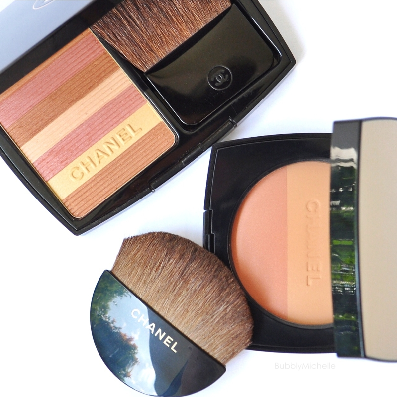 Bronzer Chanel favourites Les Beiges