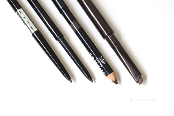 Brow pencil tips