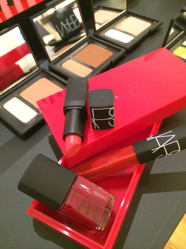 Nars gifting collection Maitresse Climax Uninhibited