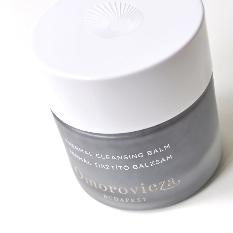 Omorovicza Thermal cleansing balm product review
