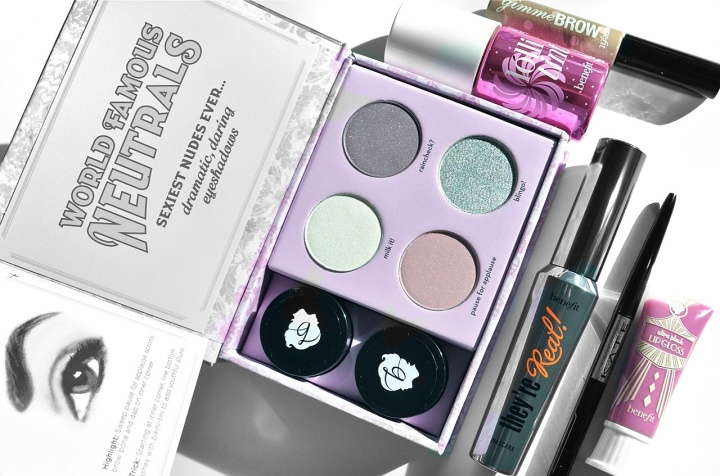 Benefit fotd products
