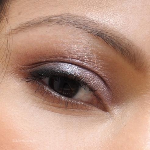 Nars dolomites eye look