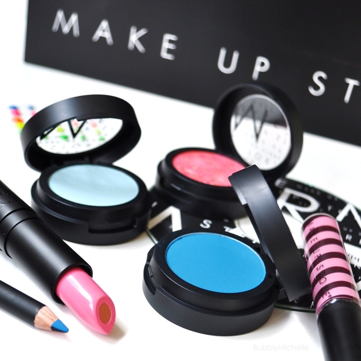 Make Up Store Autumn 2014 paint