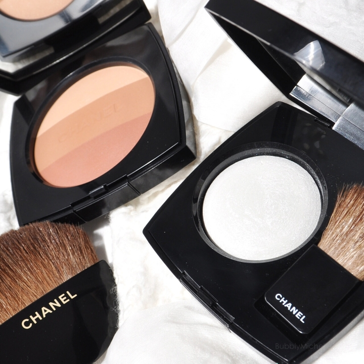 chanel les beiges highlighter delice