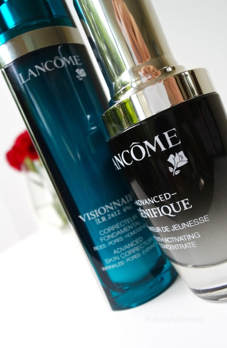 Genifique Lancome visionnaire review