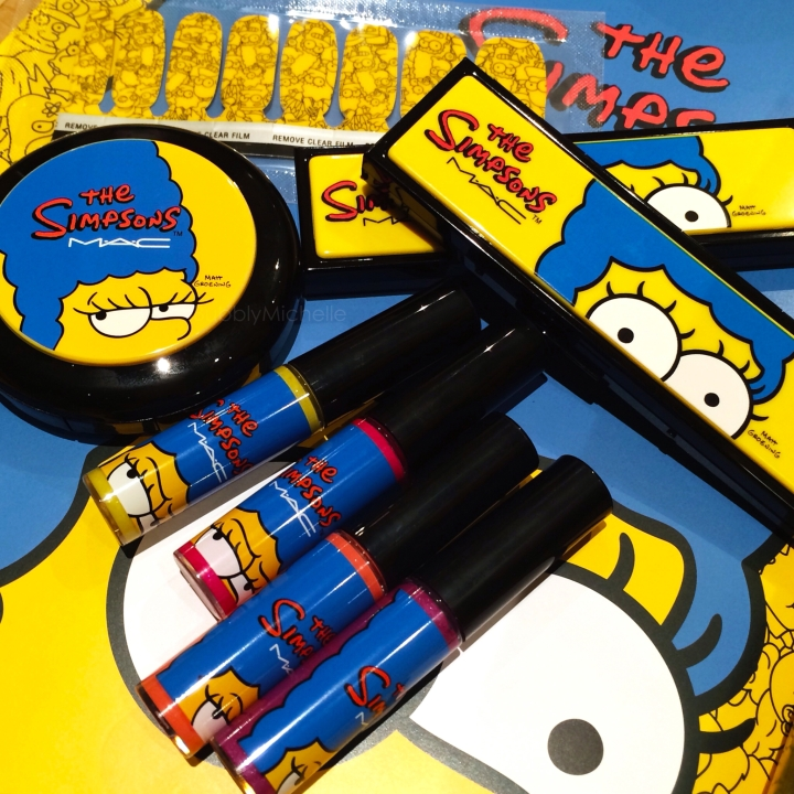 Mac Marge Simpson Collection