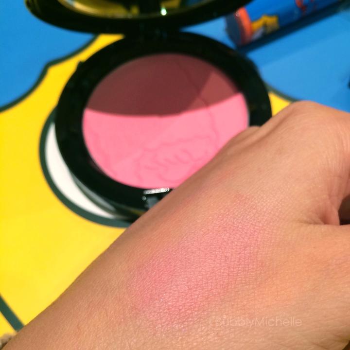 Mac Marge Simpson Pink Sprinkles