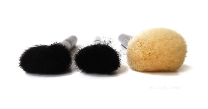 Hakuhodo tom ford chikuhodo blush brushes