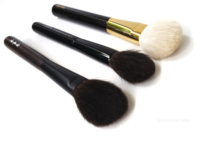 Blush brushes review