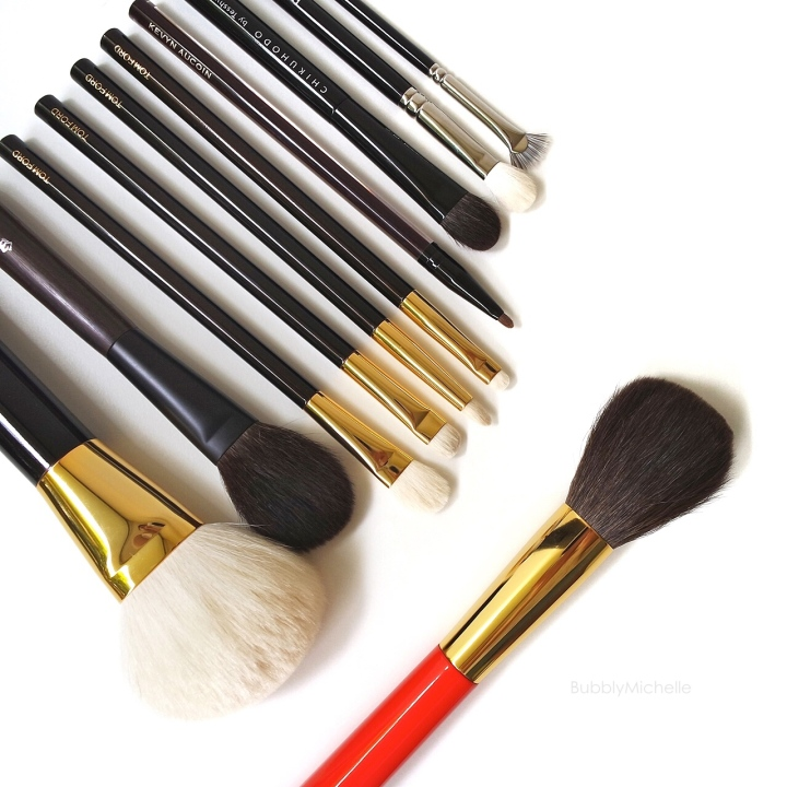 My Favourite Makeup Brushes : Reviews, Photos