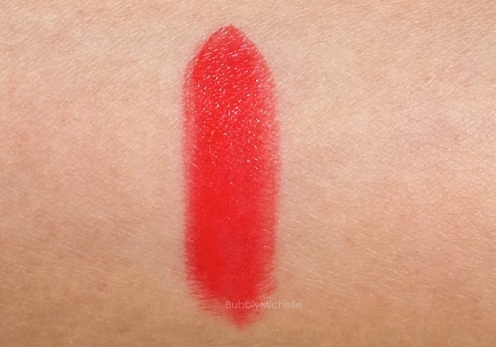 MAC Excite swatch