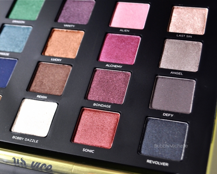 Urban Decay Vice 3 : Review, Photos & Swatches