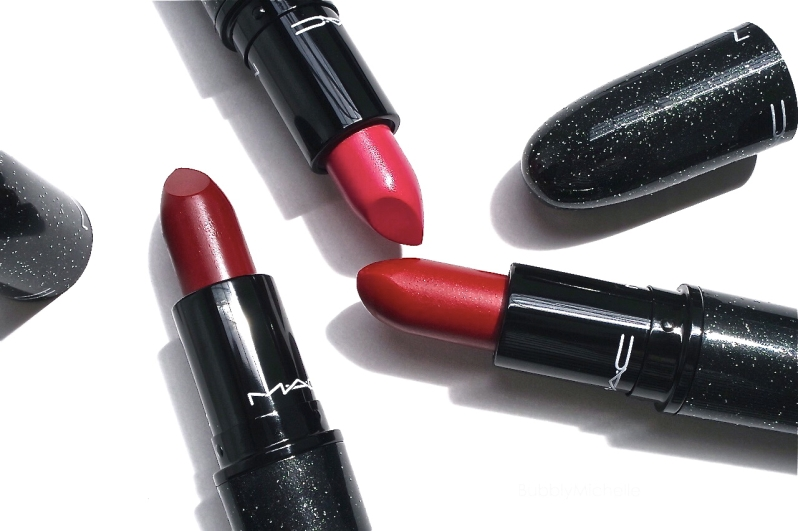 MAC Holiday 2014 Heirloom mix lipstick