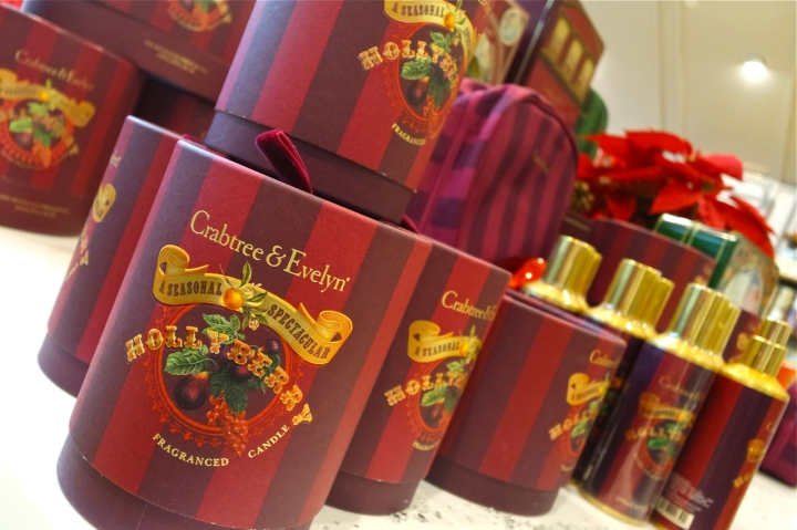 Crabtree and Evelyn holiday gift guide