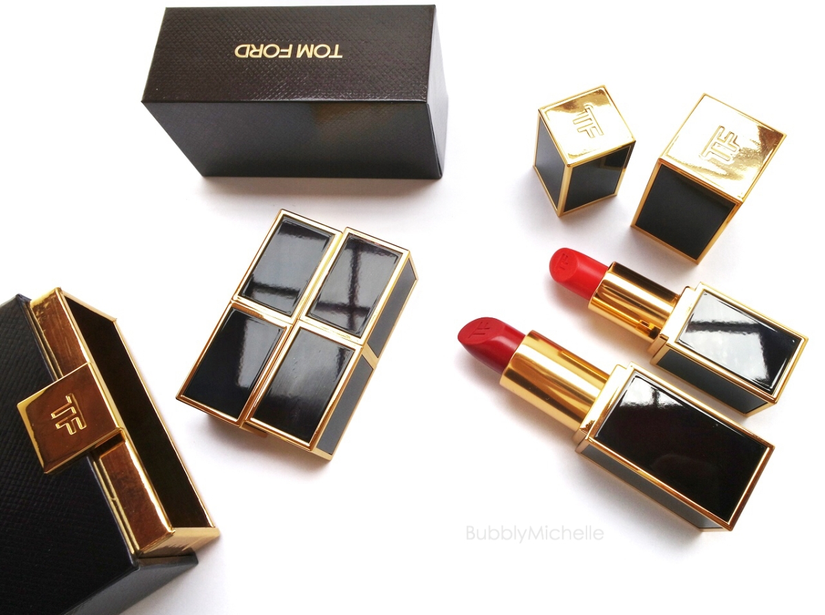 Tom Ford Lips & Boys : Swatches, Photos, First Impressions ...