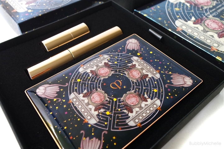 Clé de Peau Beauté, Beauté Céleste Makeup Coffret : Photos, Swatches and Review