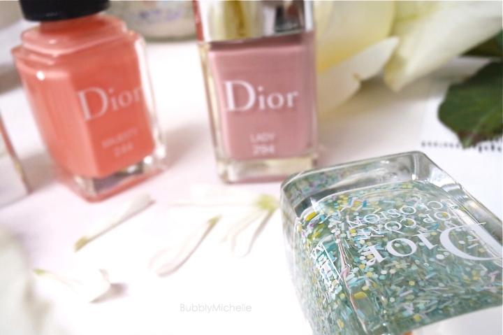 Dior Eclosion nail polish Spring 2015