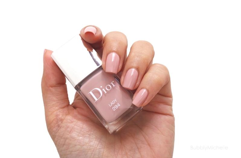 Dior lady spring 2015 swatch