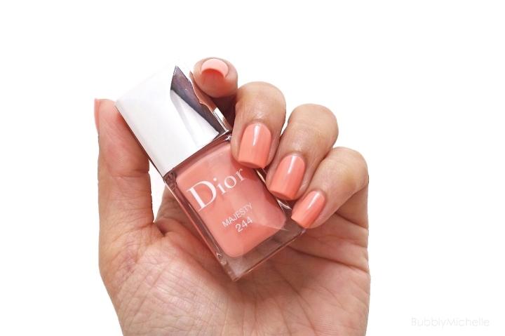 Dior Majesty spring 2015
