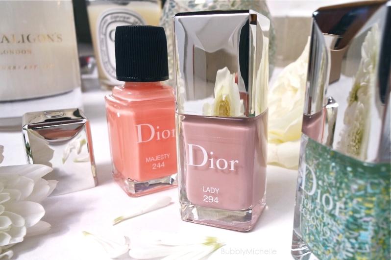 Dior Spring nail polish 2015