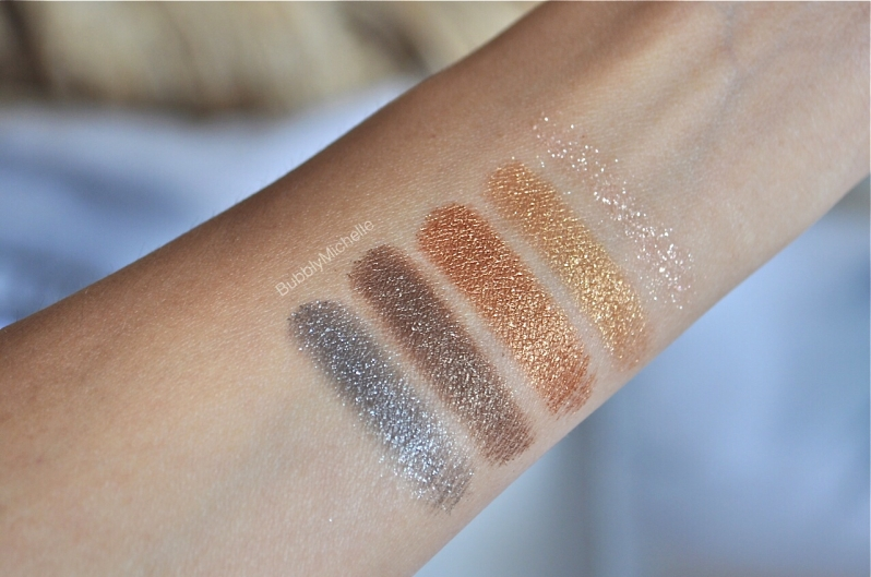 MAC Bao Bao jewels eyeshadow swatch