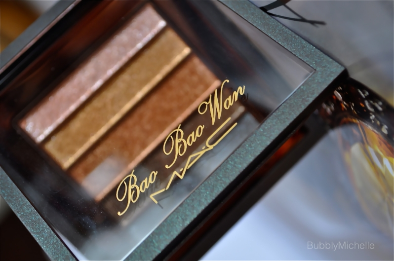 Mac Bao Bao Wan swatches